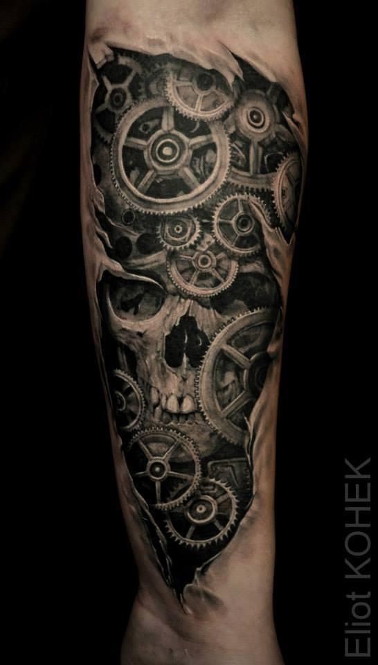 tatouage biomécanique | le blog de la galerie du tatouage